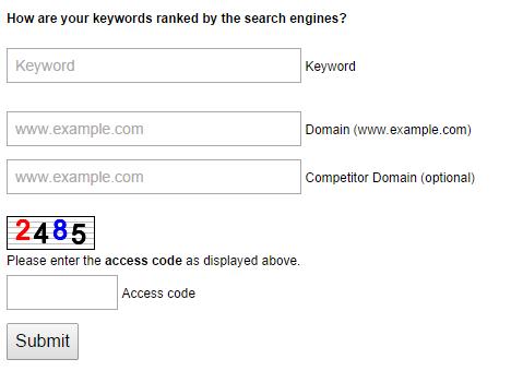 خمس أدوات لمعرفة ترتيب موقعك فى جوجل