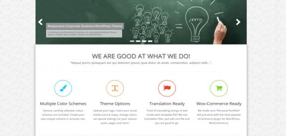 CorporateBusiness screenshot
