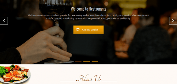 Restaurantz screenshot