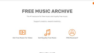 Photo of طريقة الحصول على موسيقى مجانية على الإنترنت لأستخدامها في أعمالك